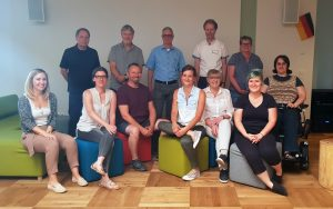 "Gelungenes ""Kick-Off-Meeting"""