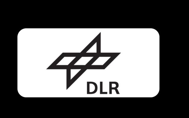 Logo des Deutschen Zentrums für Luft- und Raumfahrt