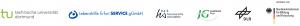 Logos der Projektpartner und Förderer